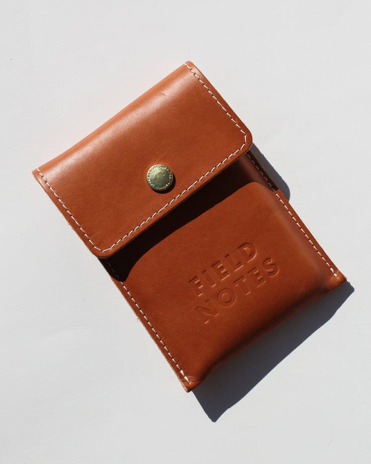 Pony Express Leather Pouch