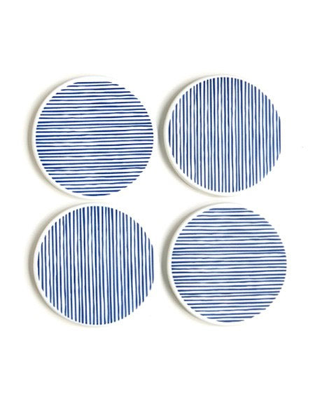 Lines Coasters - Set of 4