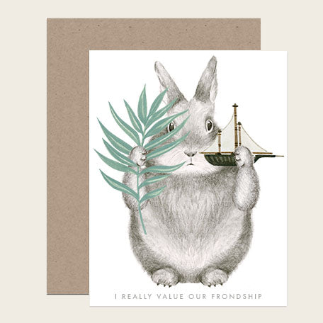 Frondship Bunny