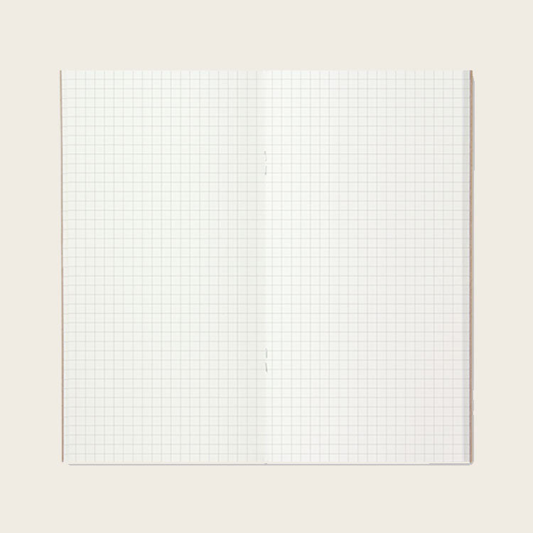 Traveler's Notebook 002 - Grid
