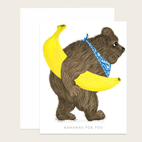 Bananas for You Bear