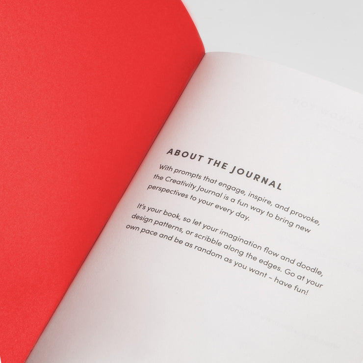Creativity Journal