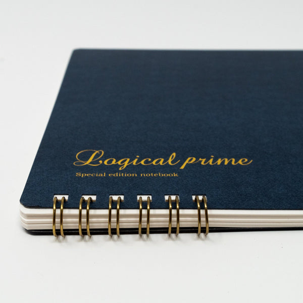 Logical Prime W-Ring Notebook