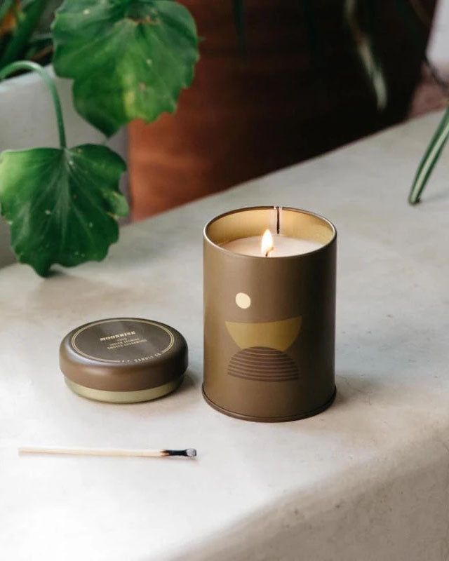 Moonrise Candle