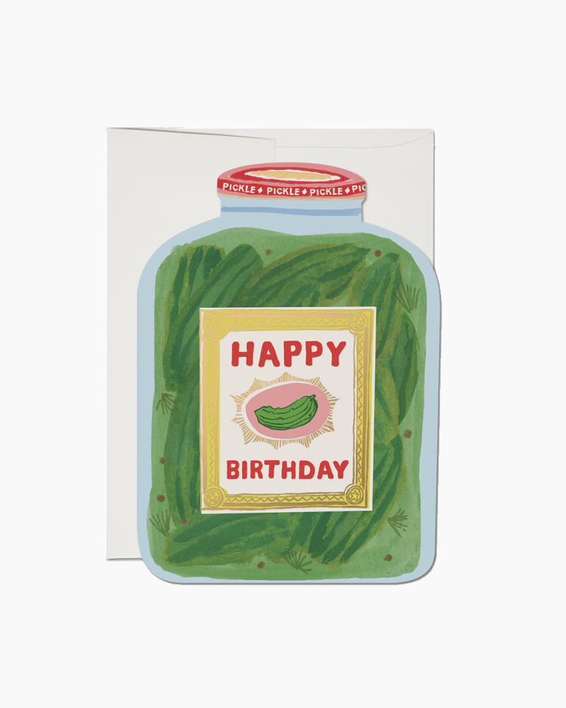 Pickle Birthday