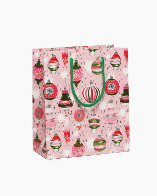 Retro Ornaments Gift Bag