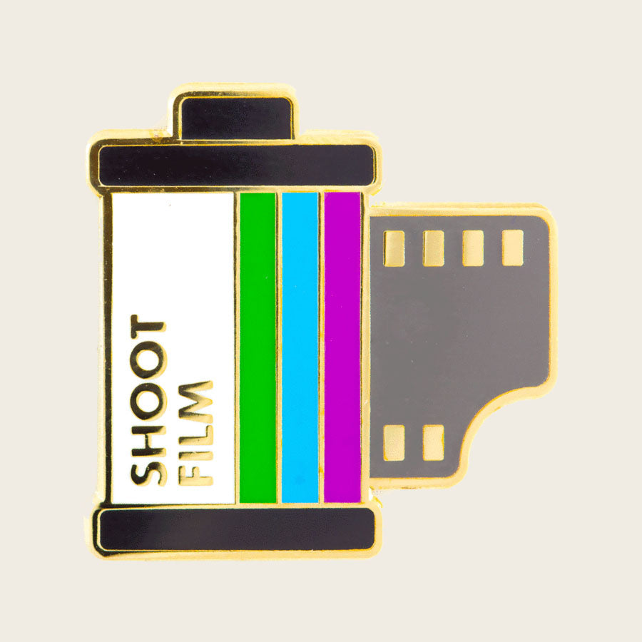 Shoot Film Pin