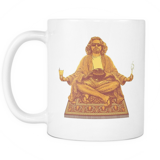 Zen Dude 11oz Coffee Mug
