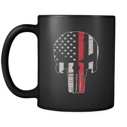 Thin Red Punisher Mug