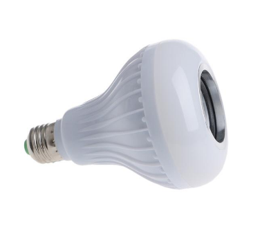 Smart Bulb™ Bluetooth Speaker Light
