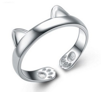 Paws and Ears Cat Ring GIVEAWAY