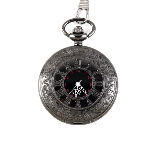 Roman Steampunk Pocket Watch