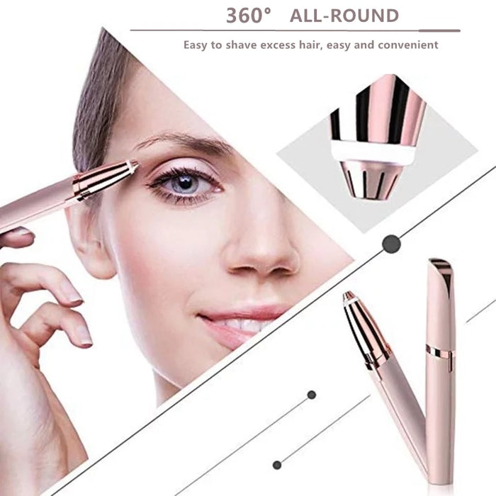 Browtrim™ Electric Mini Eyebrow Trimmer