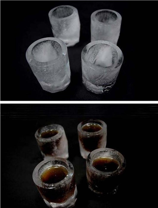 4-Cup Ice mold