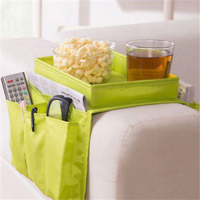 Arm Rest Organizer Tray