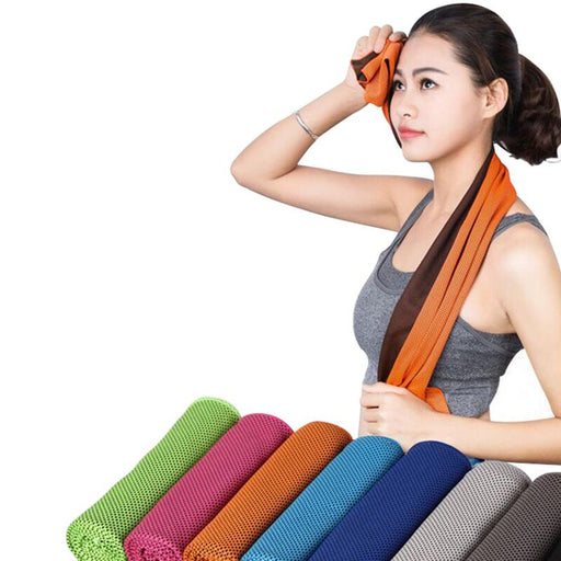 Microfiber Yoga Towels (2 in package)