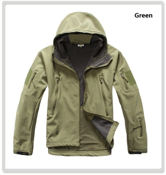 Waterproof Military Tactical Jacket