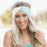 Turban Knotted Yoga Headband