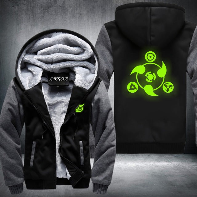 UCHIHA CLAN SHARINGAN HOODIES