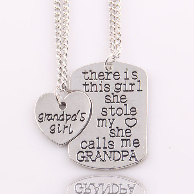 Grandma's Girl Necklaces