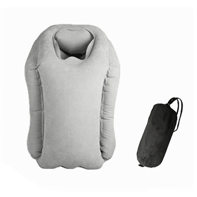 Inflatable Airplane Travel Pillow