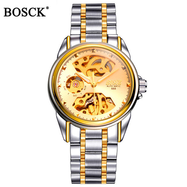 BOSCK Waterproof Watch