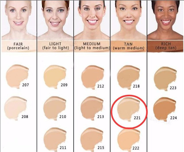 Dermacool Base Make-up Foundation