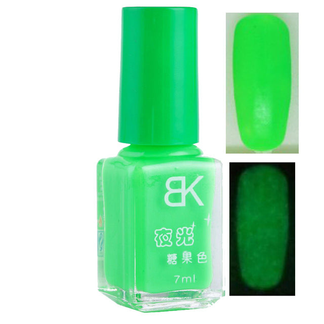 GLOWI NAILS - GLOW IN THE DARK NAIL POLISH