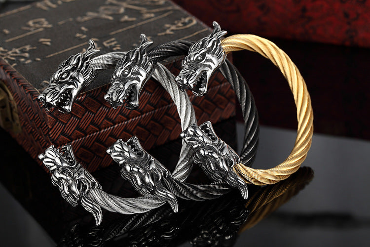 Gragon Bracelets For Men