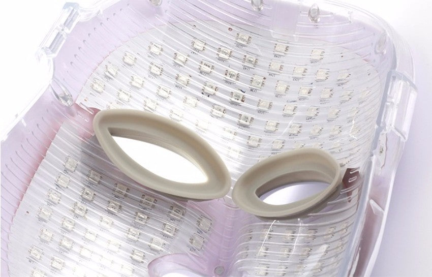 Skin Rejuvenation Light Therapy Facial Mask