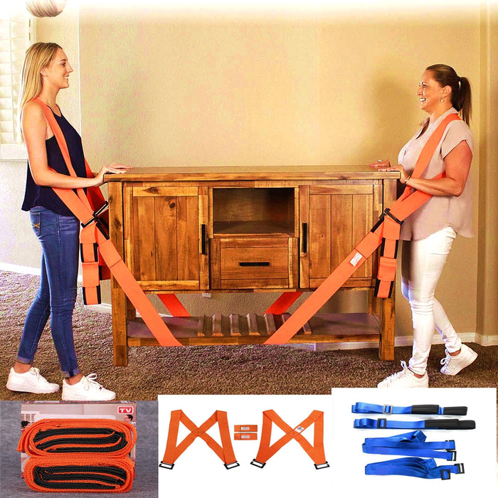 Forearm Forklift™ Lifting and Moving Straps