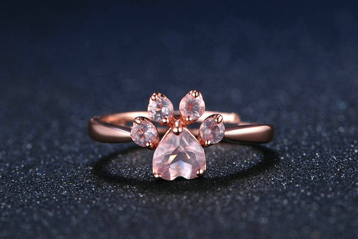 PawPaw™ Rose Quartz Ring