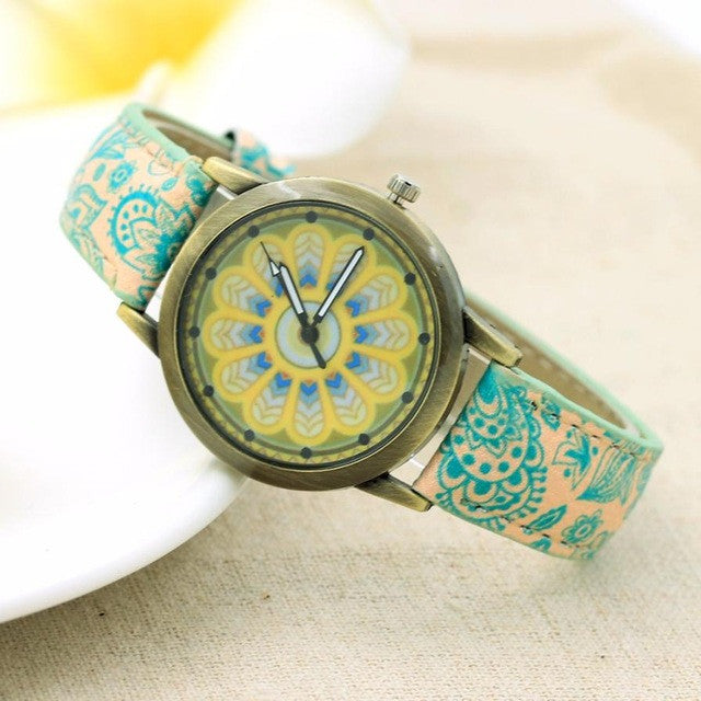 Mandala Watch