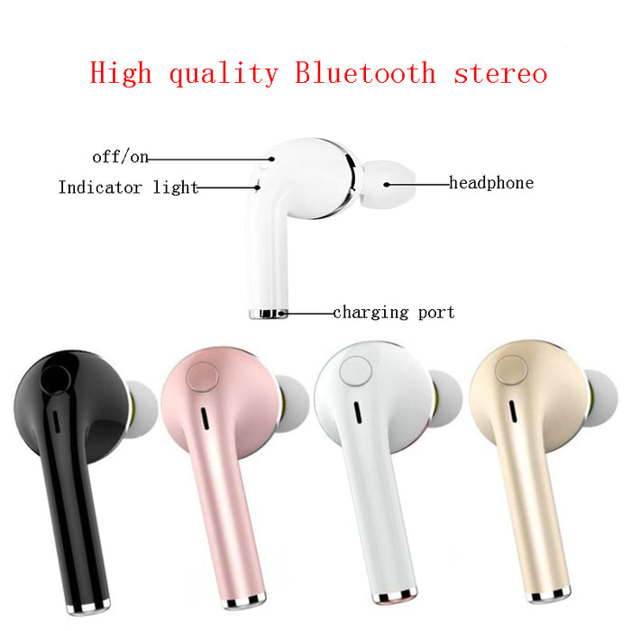 WIRELESS IPHONE EARPHONE