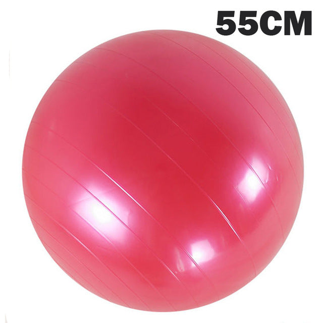 YOGA/PILATES ANTI-BURST FITNESS BALL