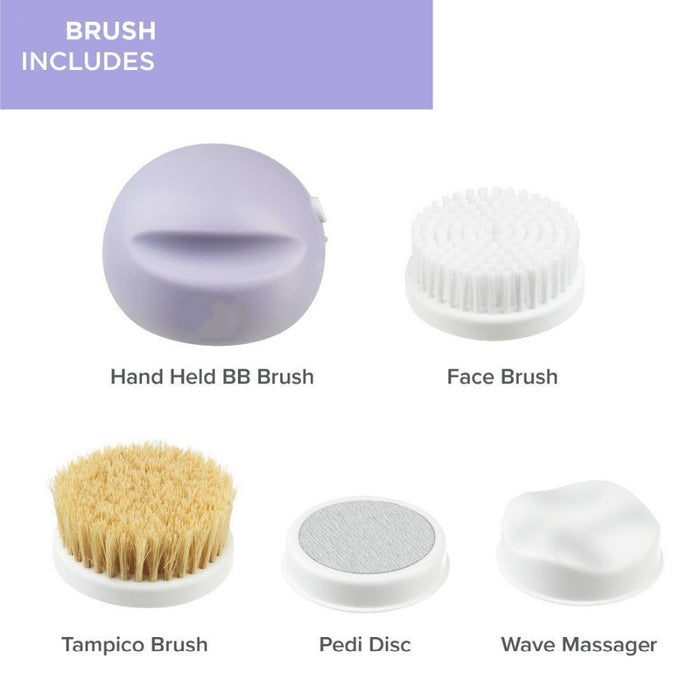 BB Exfoliator Brush