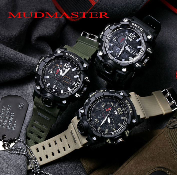SMAEL™ Tactical Military Watch