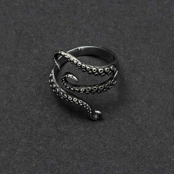 Octopus Ring (adjustable)