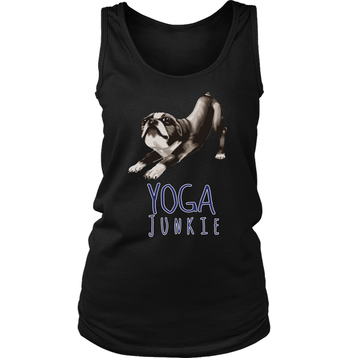 Yoga Junkie Tank Top