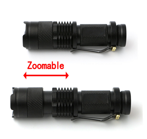 Mini Tactical Flashlight GIVEAWAY