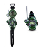 KIDS SURVIVAL WALKIE TALKIE WATCH 2pcs