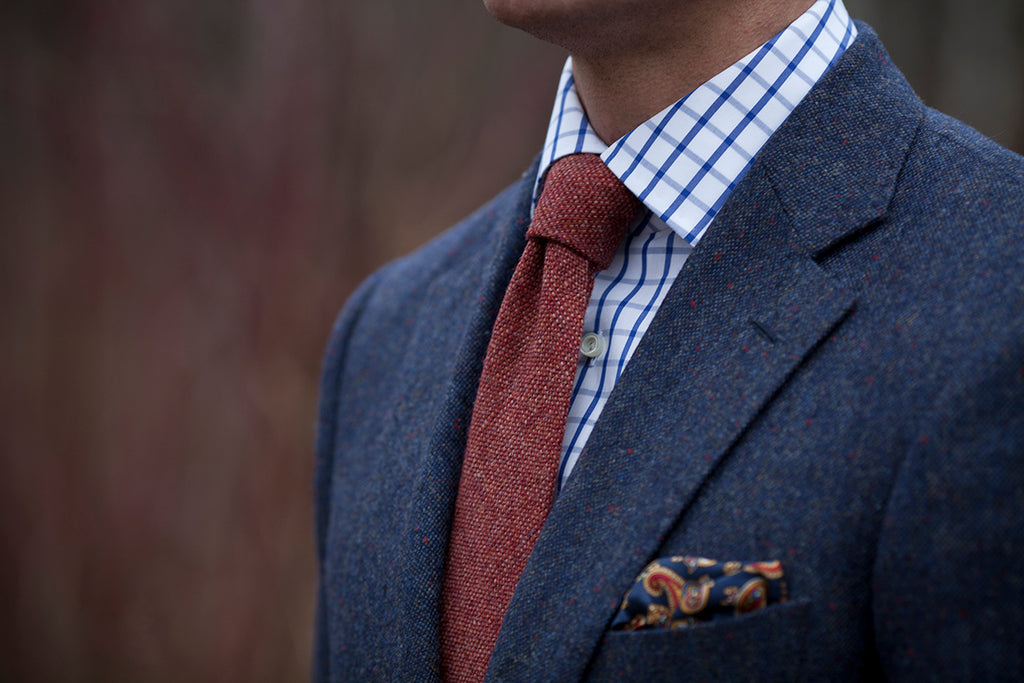 How to match your tie to your shirt