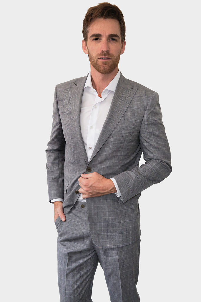 Woven from the finest wool, the tatterstall pattern suit is for the gentleman who appreciates the quality and design of great craftmanship.