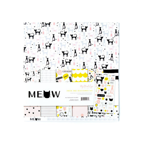 Meow Paper Accessories Kit