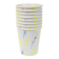 Lightening Bolt Cups