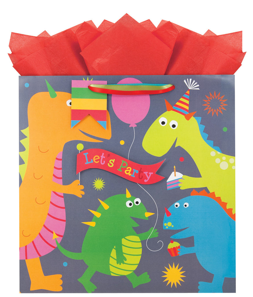 Dinosaur Party Gift Bag