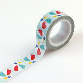 Beach Ball Washi Tape - Jillian Maddie Paperie