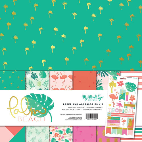 Palm Beach Paper Kit