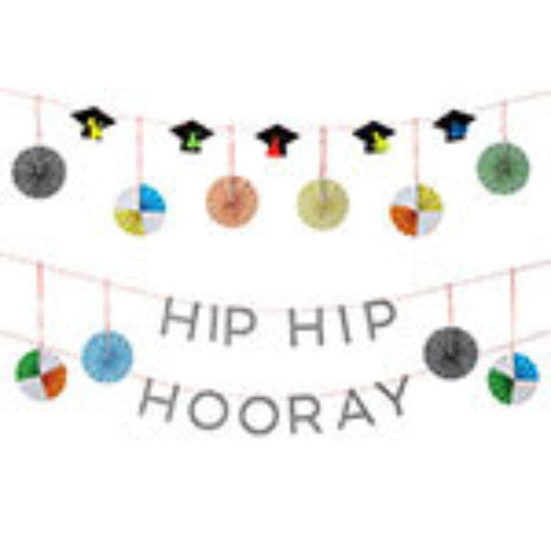Hip Hip Hooray Banner