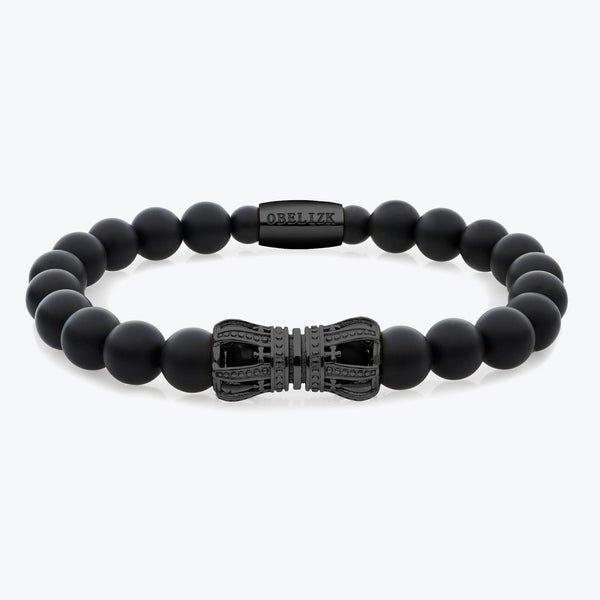 Royal Series - Black on Black Onyx - Limited Edition